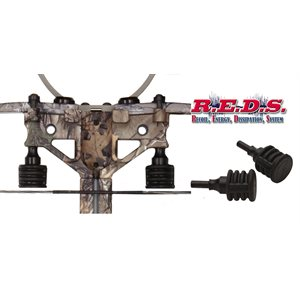 R.E.D.S. (Recoil Energy Dissipation System)
