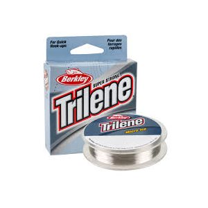 TRILENE MICRO ICE 6 LB 110 YD CLEAR STEEL